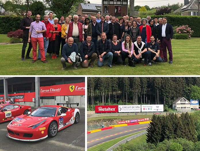 Metaltex Marketing Meeting 2018 en Spa